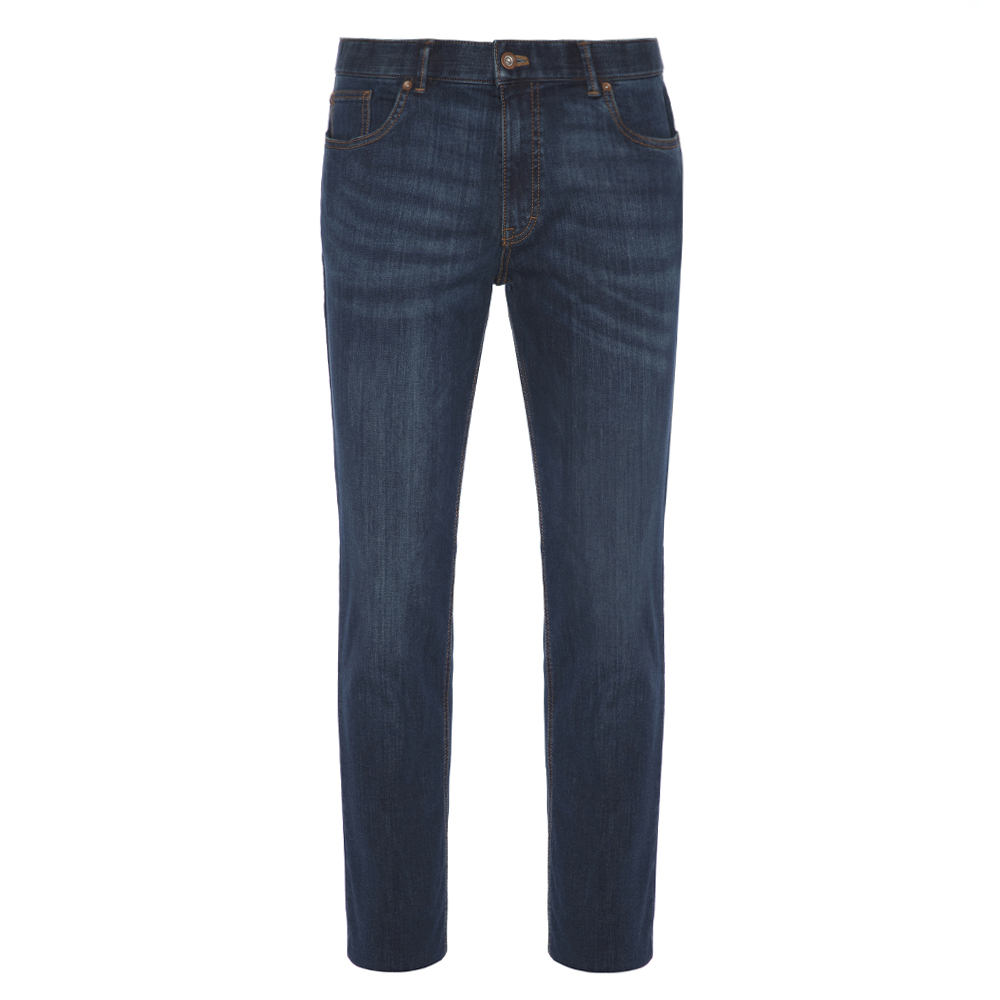 Hiltl Cozy Denim Lacivert Pantolon