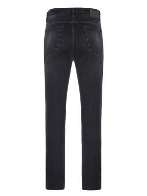 Hiltl - Hiltl Dry Denim Coton Elastane Füme Parker 5 Cep Regular Fit Pantolon (1)