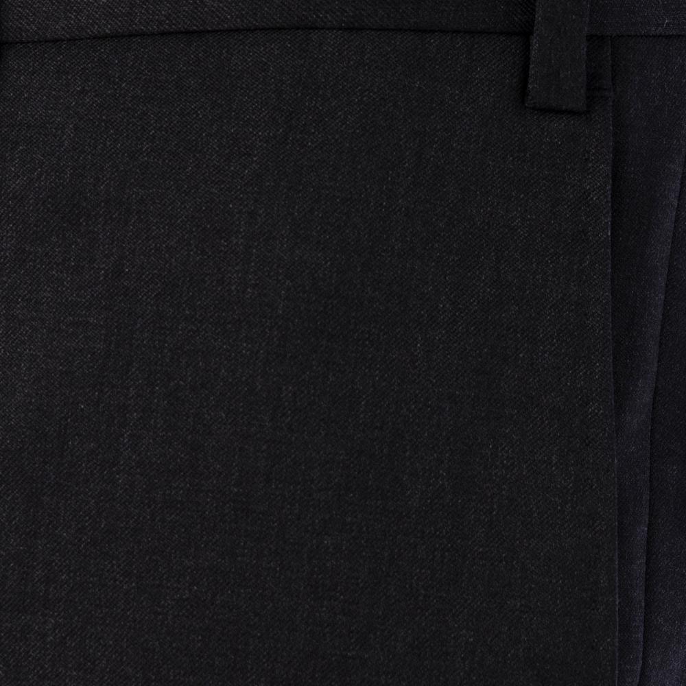 Hiltl Gabardin Füme Yün Pantolon