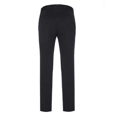 Hiltl - Hiltl Gabardin Lacivert Yün Pantolon (1)