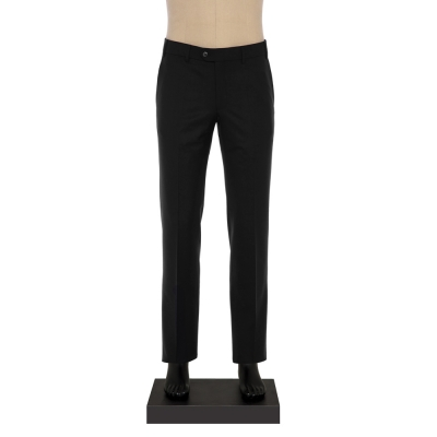 Hiltl - Hiltl Siyah Yün Pantolon