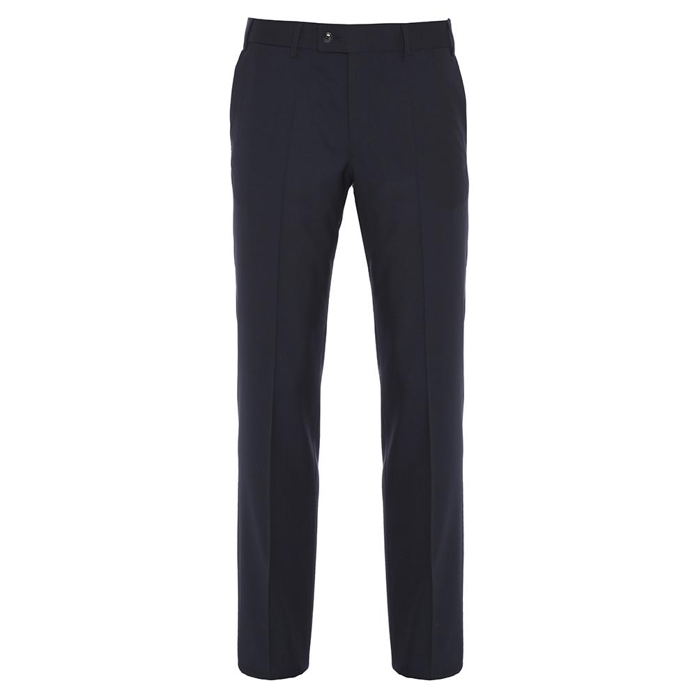 Hiltl Lacivert Yün 120s Pantolon
