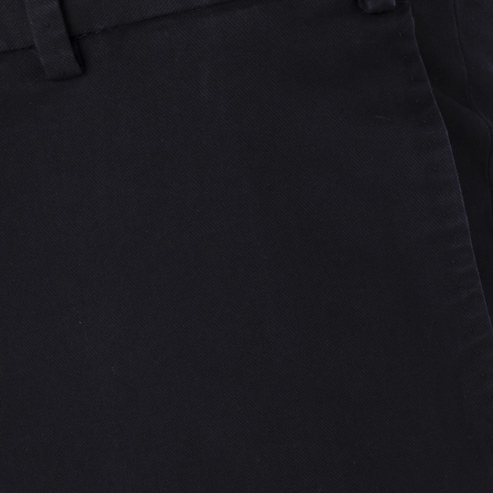 Hiltl Chino Lacivert Dokulu Slim Fit Pantolon