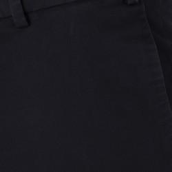 Hiltl Chino Lacivert Dokulu Slim Fit Pantolon - Thumbnail