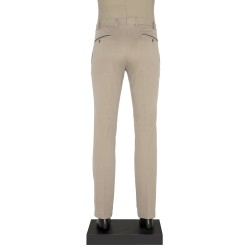 Hiltl Chino Bej Slim Fit Pantolon - Thumbnail
