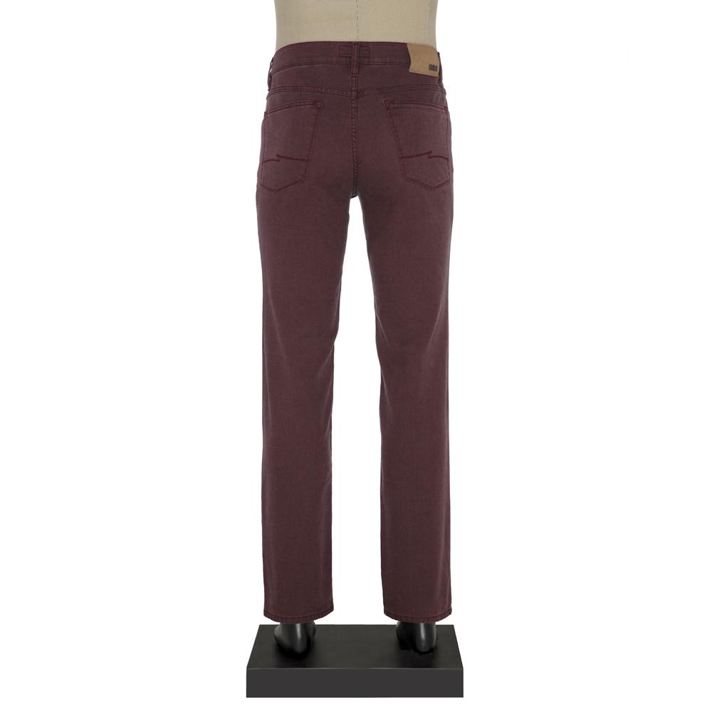 Hiltl 5 Cep Bordo Pantolon