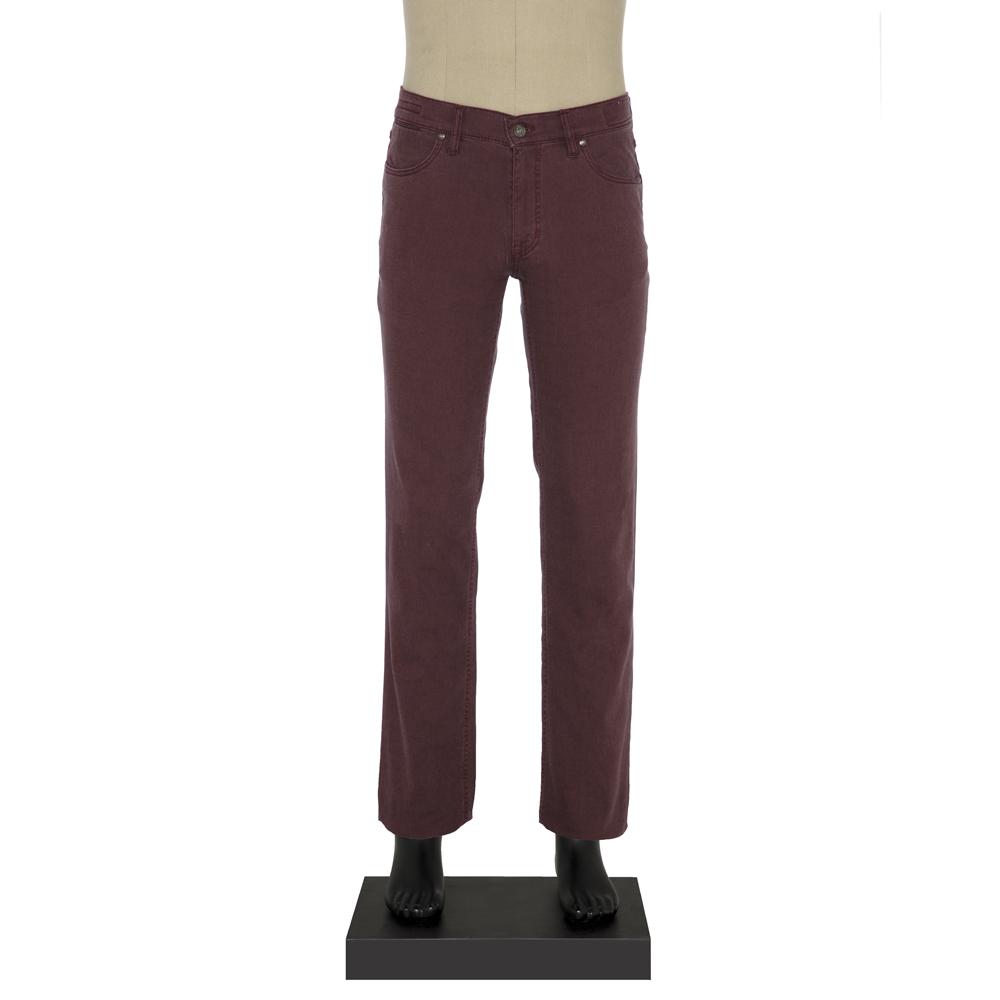 Hiltl - Hiltl 5 Cep Bordo Pantolon
