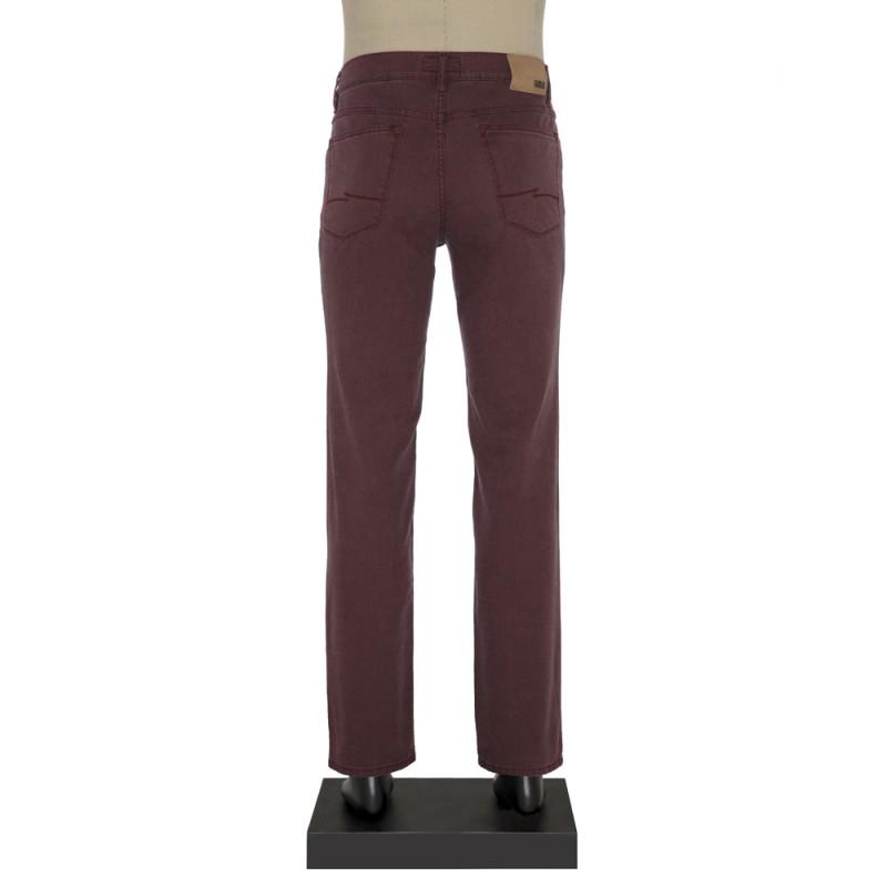Hiltl - Hiltl 5 Cep Bordo Pantolon (1)