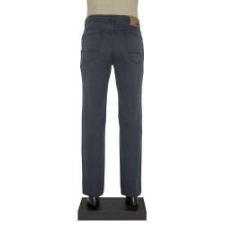 Hiltl - Hiltl 5 Cep Lacivert Yıkamalı Denim Pantolon (1)