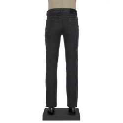 Hiltl - Hiltl 5 Cep Füme Denim Pantolon (1)