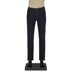 Hiltl - Hiltl 5 Cep Lacivert Denim Pantolon