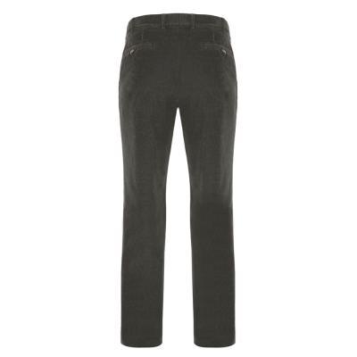 Hiltl - Hiltl Phantom Cord Pamuk Yeşil Chino Slim Fitt Pantolon (1)