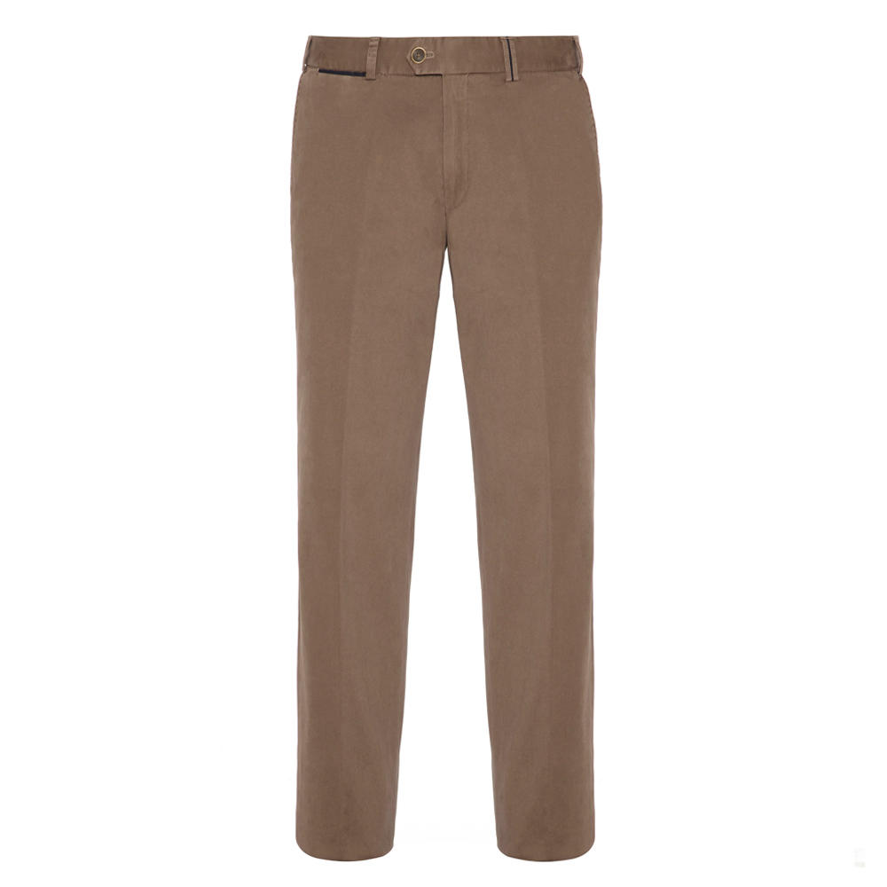 Hiltl Supima Cotton Açık Kahve Pantolon