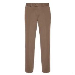 Hiltl - Hiltl Supima Cotton Açık Kahve Pantolon
