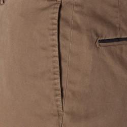 Hiltl Supima Cotton Açık Kahve Pantolon - Thumbnail
