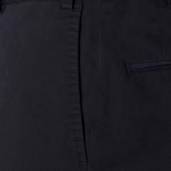 Hiltl Supima Cotton Lacivert Pantolon - Thumbnail