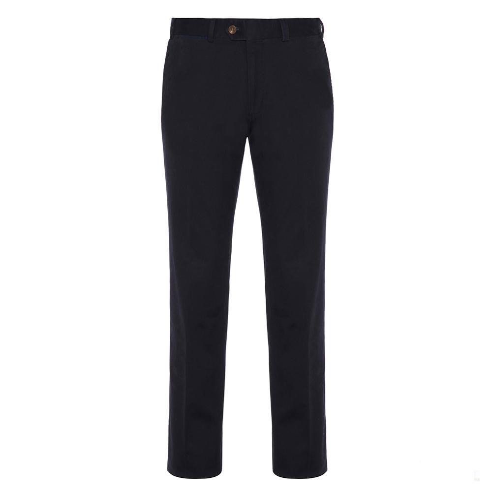 Hiltl - Hiltl Supima Cotton Lacivert Pantolon