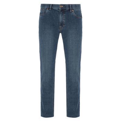 Hiltl - Hiltl Triple-D Denim Koyu Mavi 5 Cep Pantolon