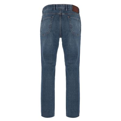 Hiltl - Hiltl Triple-D Denim Koyu Mavi 5 Cep Pantolon (1)
