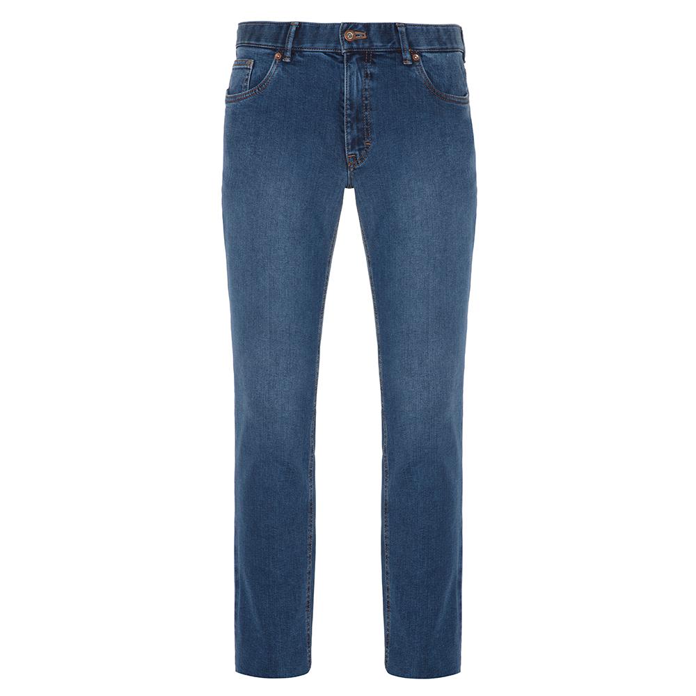 Hiltl Triple-D Denim Mavi 5 Cep Pantolon