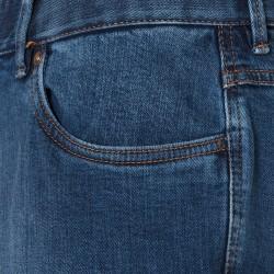 Hiltl Triple-D Denim Mavi 5 Cep Pantolon - Thumbnail