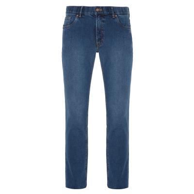 Hiltl - Hiltl Triple-D Denim Mavi 5 Cep Pantolon