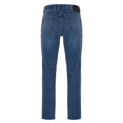 Hiltl - Hiltl Triple-D Denim Mavi 5 Cep Pantolon (1)