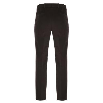 Hiltl - Hiltl Twill Koyu Gri Chino Pantolon (1)