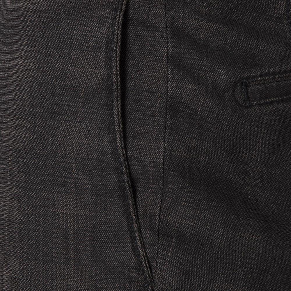 Hiltl Urban Retro Prince De Galle Füme Wool Look Cotton Pantolon