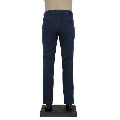 Hiltl - Hiltl YANDAN CEPLI DOKULU HAVACIMAVI Pantolon (1)