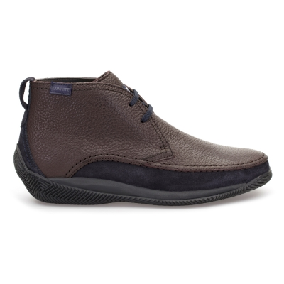 LO.White - LO.White Brown Leather Shoes (1)