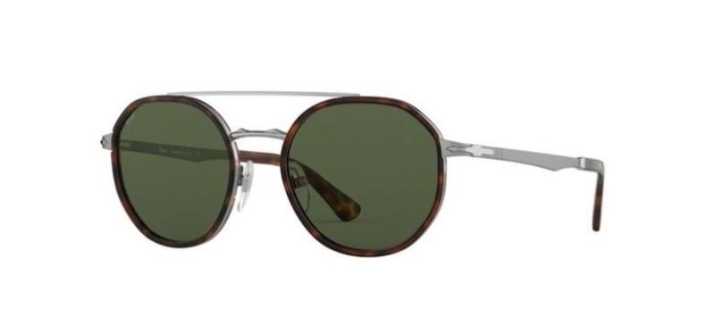 Persol - Persol Gunmetal - Metal Sunglasses