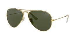 Ray-Ban Aviator Classic - Gold Güneş Gözlüğü - Thumbnail