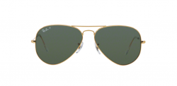 Ray-Ban Aviator Classic Gold Güneş Gözlüğü - Thumbnail