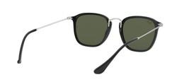 Ray-Ban Black - Silver Klasik G15 Güneş Gözlüğü - Thumbnail