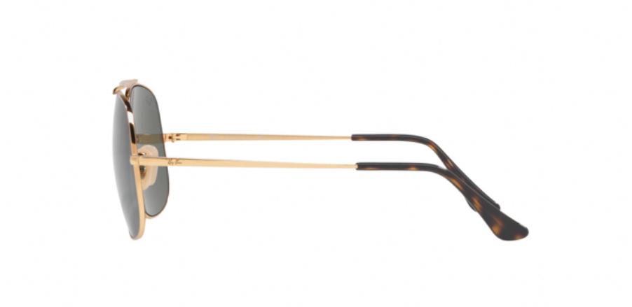 Ray-Ban General Gold Güneş Gözlüğü