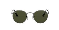 Ray-Ban Round Matte Sunglasses - Thumbnail