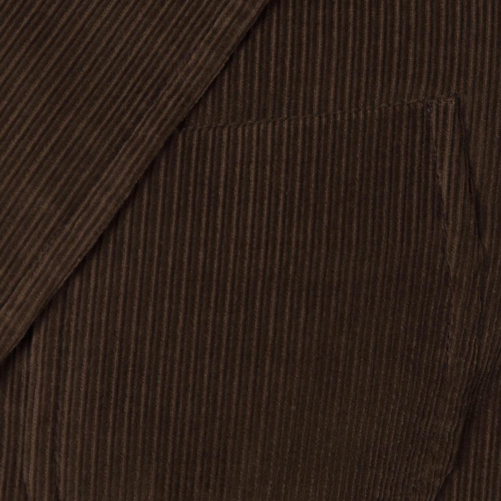 Sartoria Latorre Kahverengi Kadife Astarsız Spor Doğayla Barışık Ceket