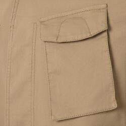 Schneiders - Schneiders Beige Micro weaved Washed Field Jacket (1)