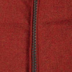 Schneiders Brick Color Wool Premium Down Waterproof Waistcoat - Thumbnail