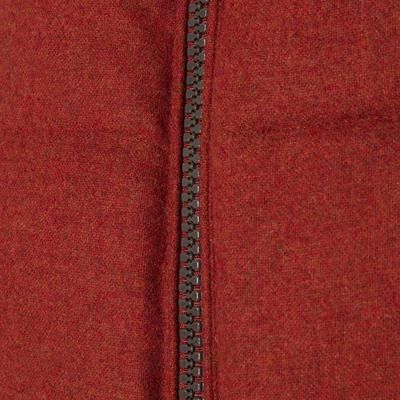 Schneiders - Schneiders Brick Color Wool Premium Down Waterproof Waistcoat (1)