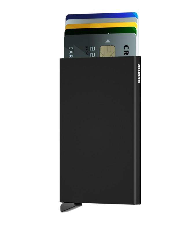 Secrid - Secrid Cardprotector Black Cüzdan (1)