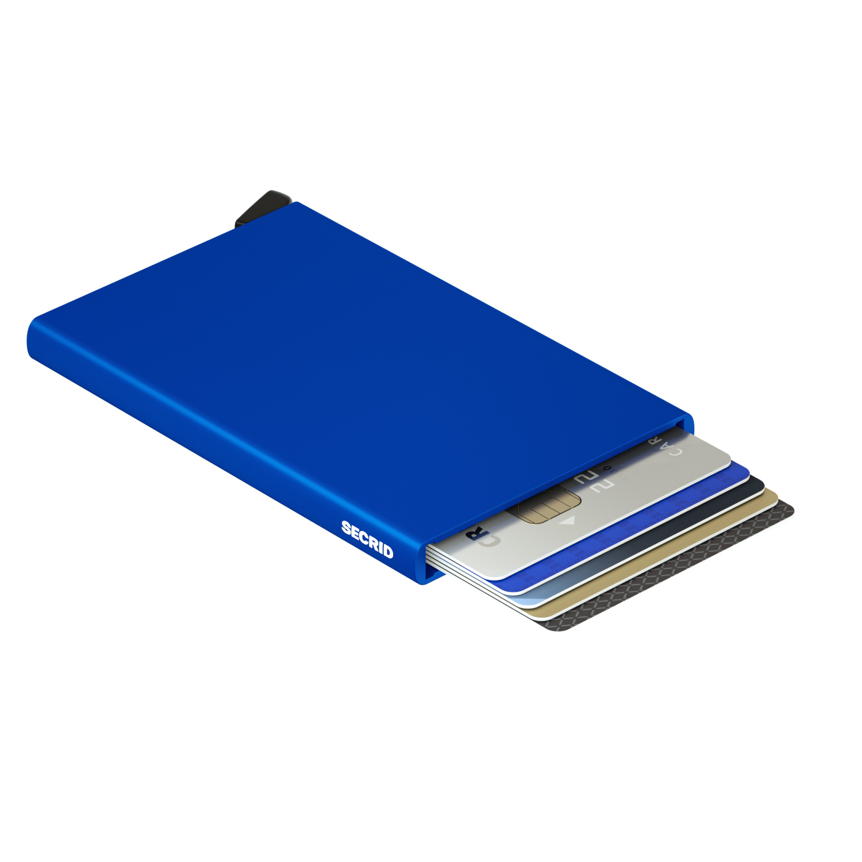 Secrid Cardprotector Blue Wallet