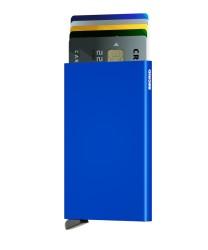 Secrid Cardprotector Blue Wallet - Thumbnail