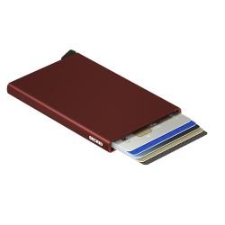 Secrid Cardprotector Bordeaux Cüzdan - Thumbnail