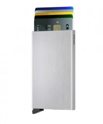 Secrid Cardprotector Br. Silver Cüzdan - Thumbnail