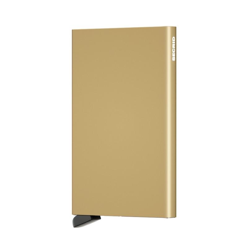 Secrid - Secrid Cardprotector Gold Cüzdan