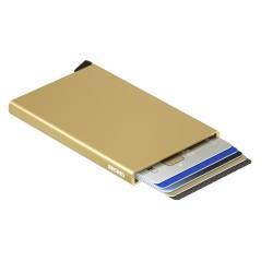 Secrid Cardprotector Gold Cüzdan - Thumbnail