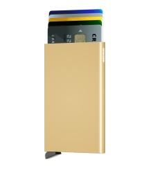 Secrid - Secrid Cardprotector Gold Cüzdan (1)