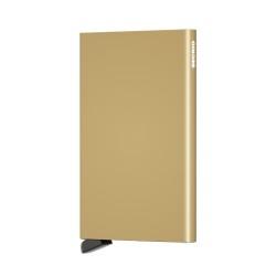 Secrid - Secrid Cardprotector Gold Wallet